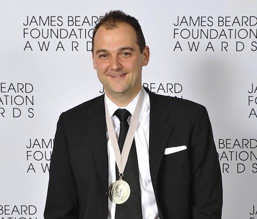 JBF Award winner Daniel Humm