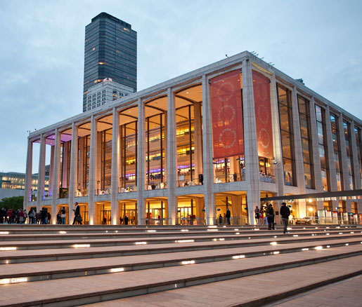 James Beard Awards night at New York City's Lincoln Center