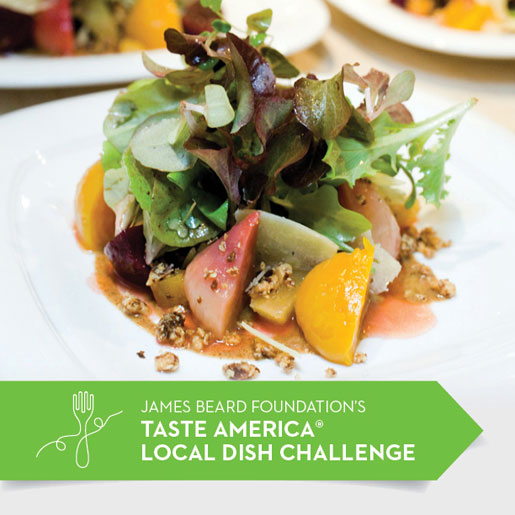 The James Beard Foundation's Taste America Local Dish Challenge