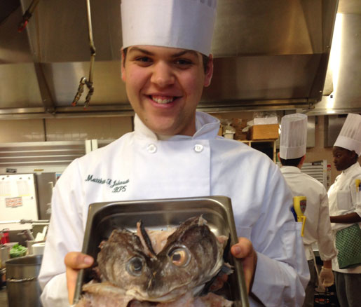 James Beard Foundation Scholarship Spotlight: Matthew F. Johnson
