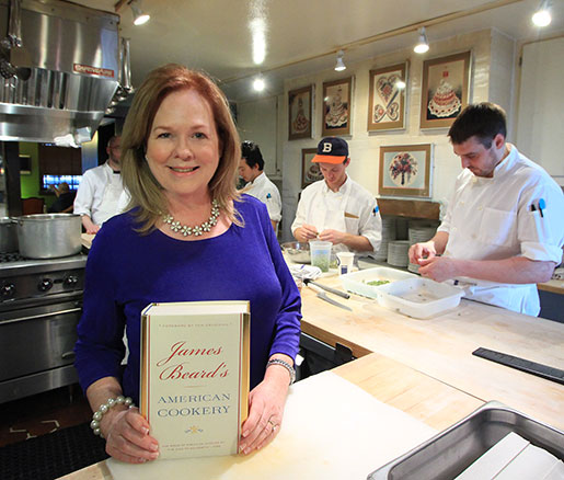 Susan Ungaro on foodandwine.com