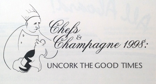 Chefs & Champagne 1998