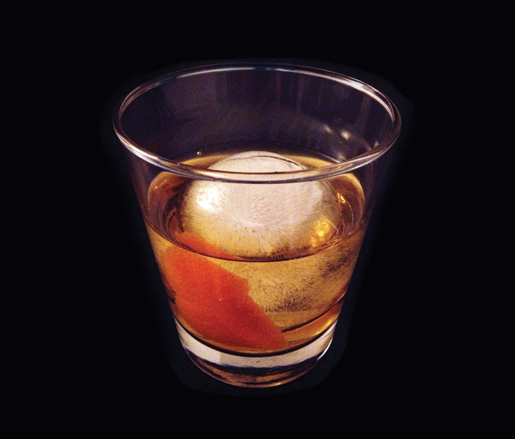 Cardamom Old Fashioned