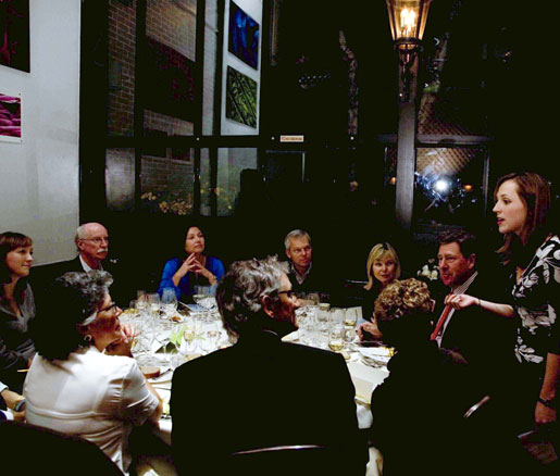 James Beard House Dinner