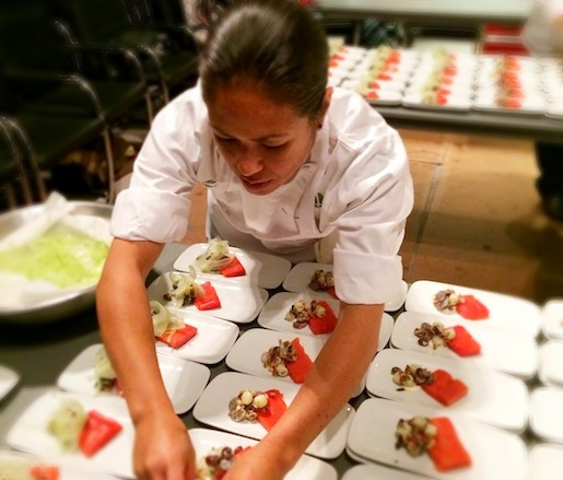 James Beard Award–winning chef Maria Hines
