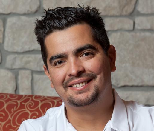 JBF Award winner Aarón Sánchez