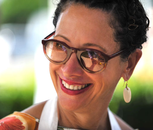 Elena North-Kelly interviews Nancy Silverton, a nominee for the James Beard Foundation's 2014 Outstanding Chef award