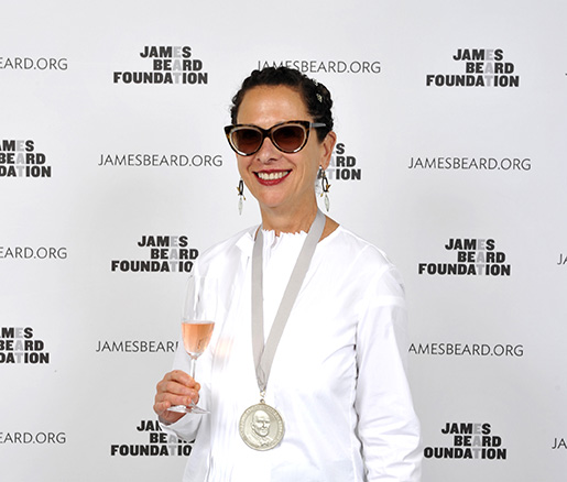 Nancy Silverton at the 2014 James Beard Awards