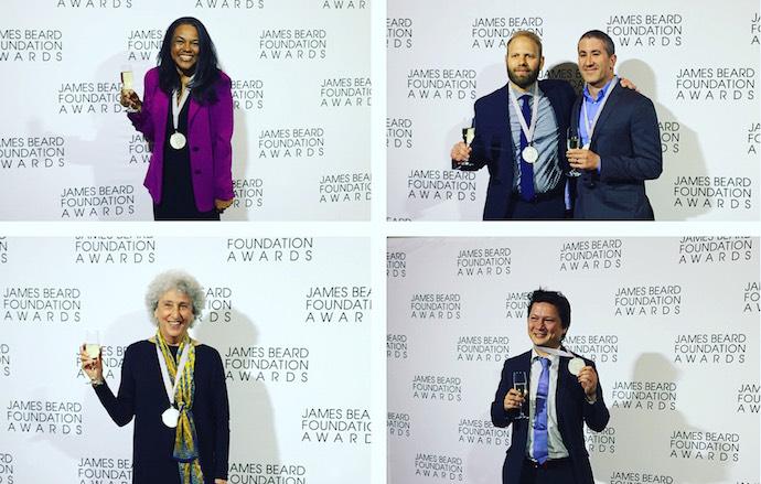 Best Chef New York City Michael Anthony James Beard Foundation