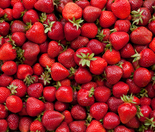 strawberry recipes from the James Beard Foundation