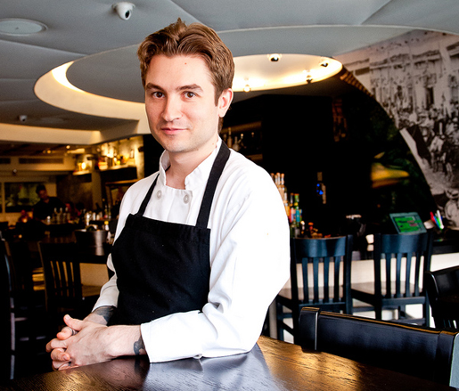 Anna Mowry interviews Alex Stupak of Empéllon Cocina, a 2013 nominee for the JBF Best New Restaurant awards