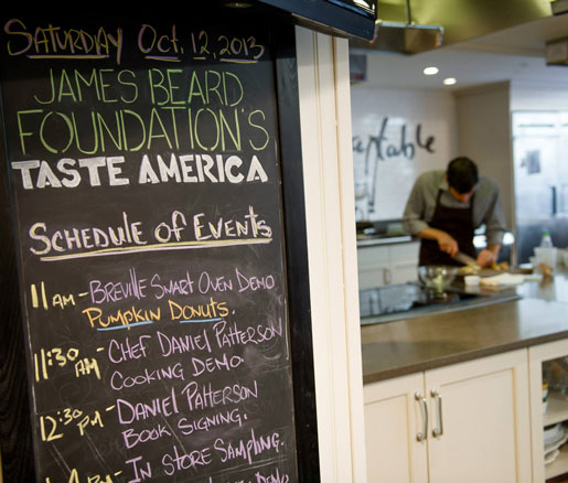 James Beard Foundation's Taste America® New York City