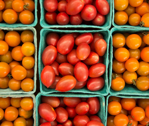 tomato recipes, curated by the James Beard Foundation