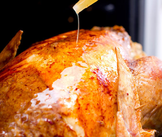 Turkey recipes from the pros, curated by the James Beard Foundation