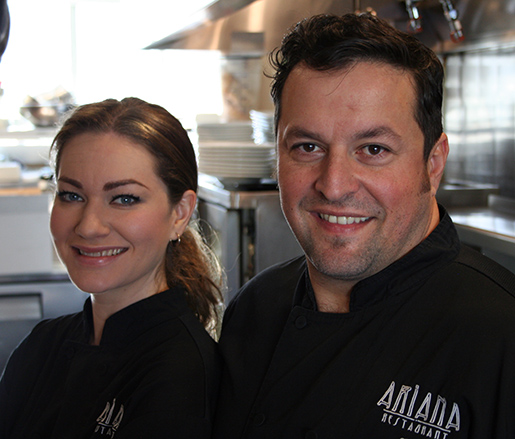 Andres and Ariana Fernandez