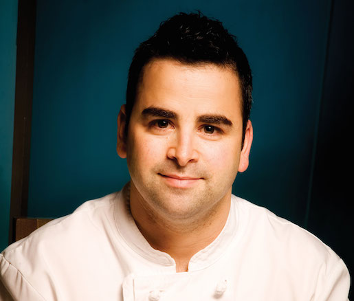 Pastry Chef Michael Gabriel