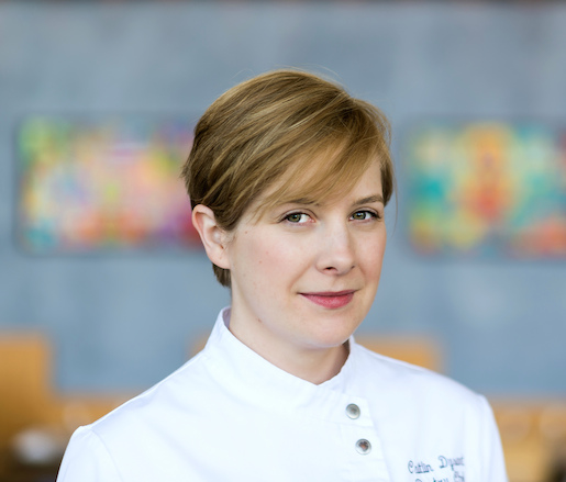 Pastry Chef Caitlin Dysart