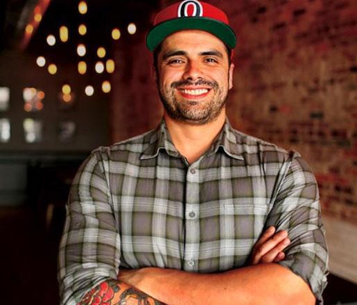 Barman Joshua Gonzales
