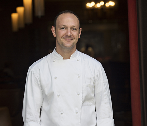 Host Chef Alex Becker