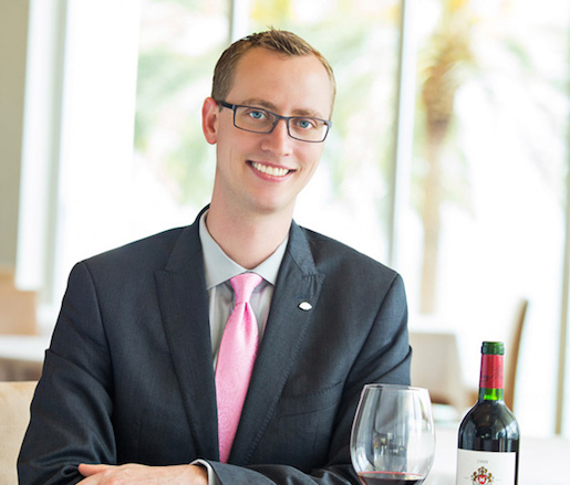 Wine Director Todd Phillips