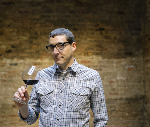 Wine Director Patrick Cappiello