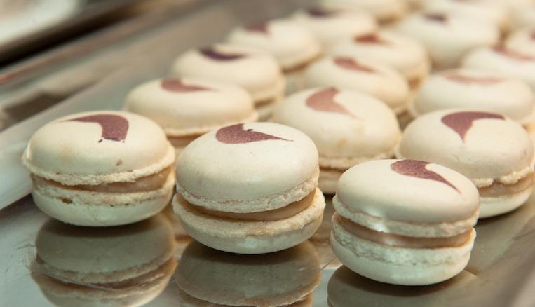 Foie Gras Macarons