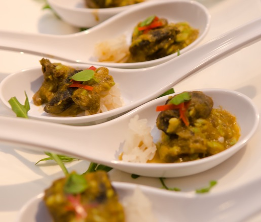 Spicy Lemongrass Escargots