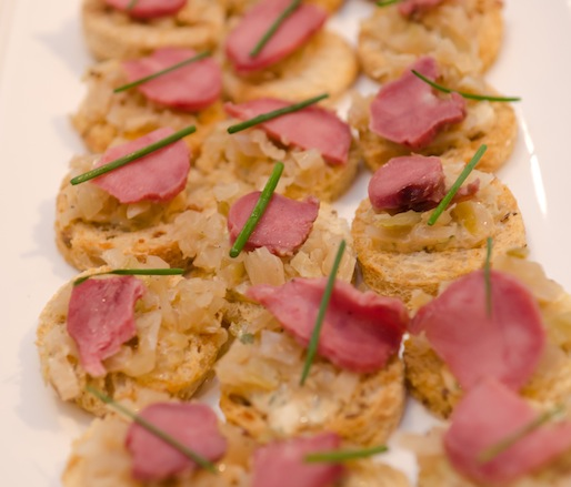 Pickled Deep Creek Ranch Lamb Tongue Reubens