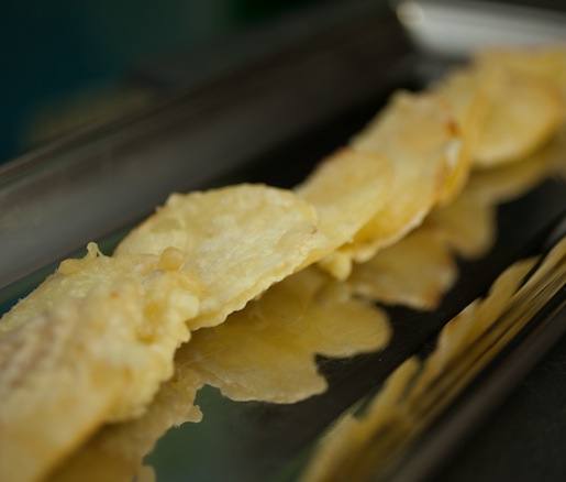 Salt-and-Vinegar Chips