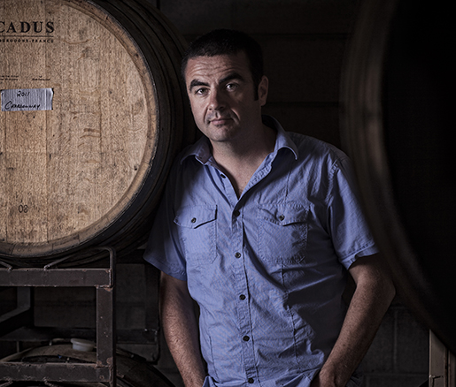 Host Winemaker Ben Parsons