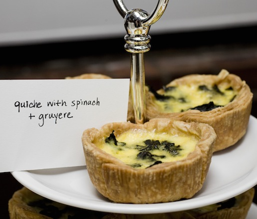 Bite-Sized Quiches