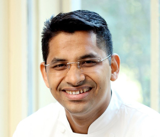 Host Chef Ashfer Biju