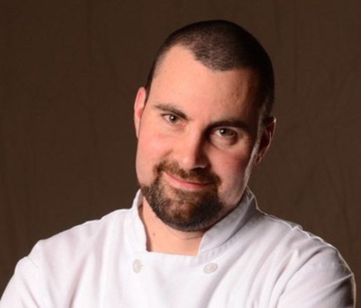 Pastry Chef Eric Voigt