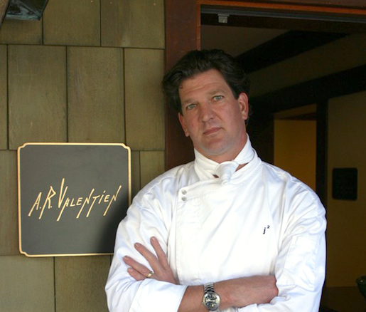 Host Chef Jeff Jackson