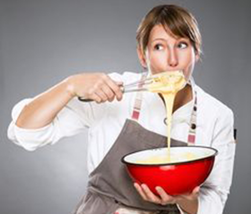 Pastry Chef Kristen Murray