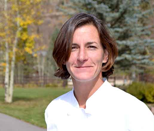 Host Chef Paula Turner