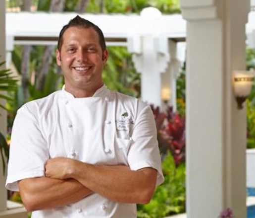 Host Chef Ryan Urig