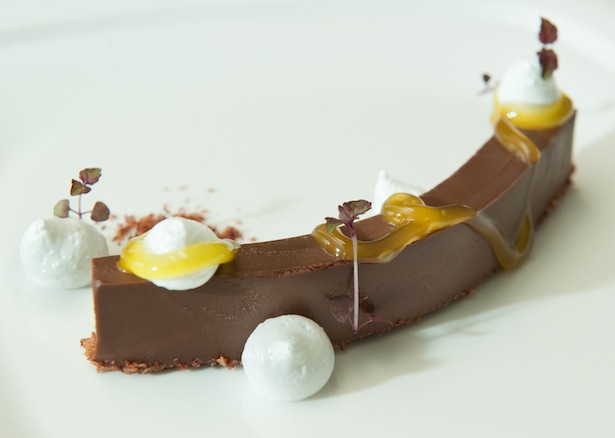 Chocolate with Olive Oil and Sumac