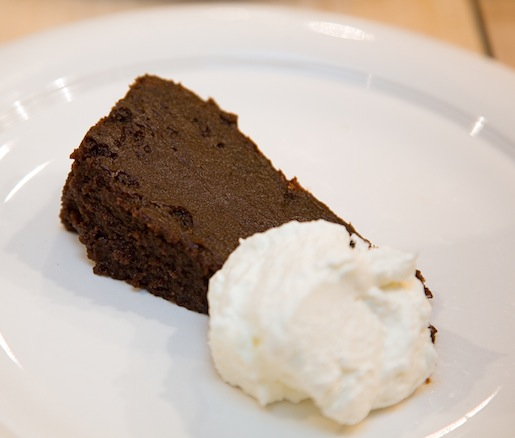 Chocolate–Cardamom Torte