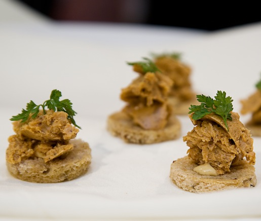 Foie Gras Pastrami