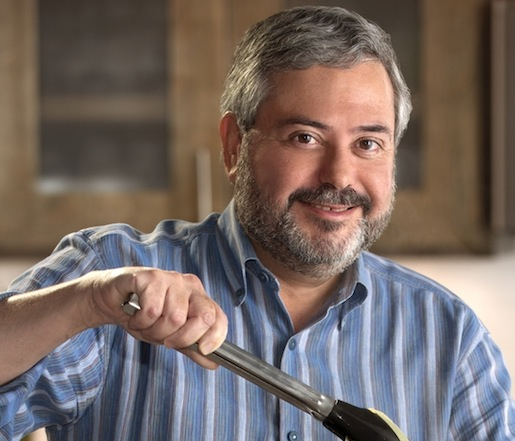 Cookbook Author/Instructor Giuliano Hazan