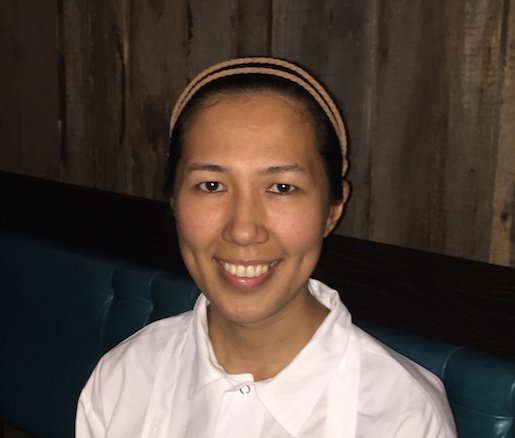 Pastry Chef Erin Cayaban
