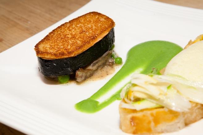 Organic Salmon en Croûte