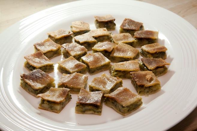 Torta di Erbe > Rustic Italian Tarts with Bitter Greens