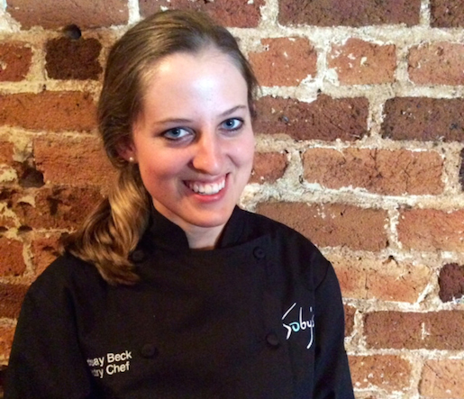 Pastry Chef LIndsay Beck