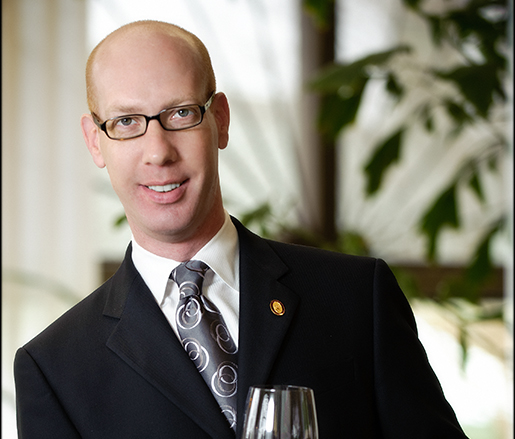 Master Sommelier James Tidwell