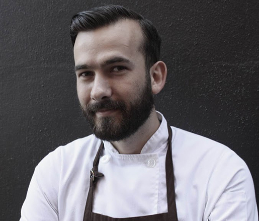 Pastry Chef Nick Muncy