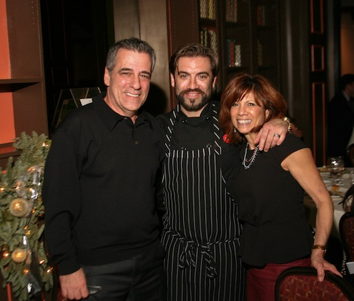 Ryan and Cynthia DePersio at the Beard House