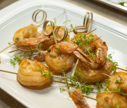 Sea Salt–Cayenne Pepper Shrimp