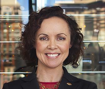 Wine Director Annie Turso
